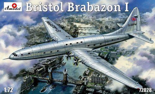 Bristol Brabazon Mk.I. A Model, 1/72, injection, No.AMU72028. Price: 291,88 GBP.
