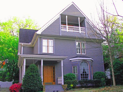 Inman Park Homes Atlanta By Glen Edelson Via Flickr