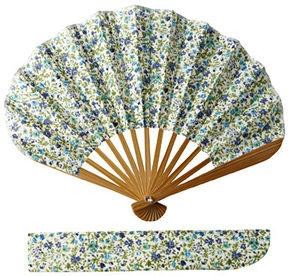 MUJI Japanese fan / ShopStyle: 無印良品 綿うちわ型扇子