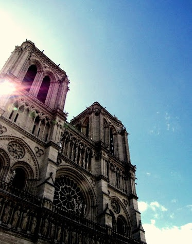 #notredame #paris #france #travel
