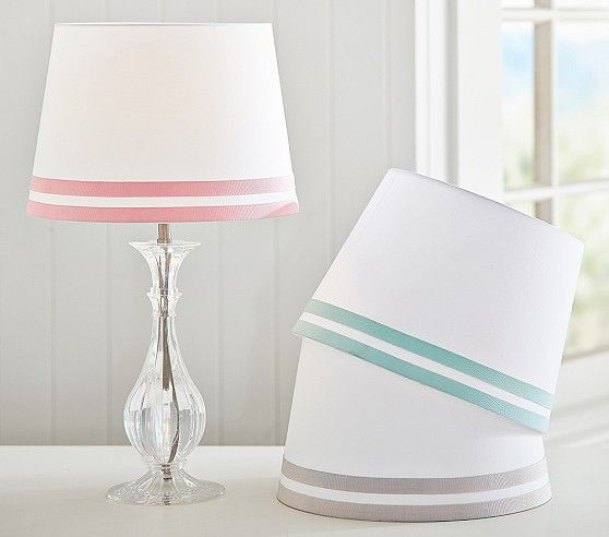 Pottery Barn Replacement Lamp Shades: Pottery Barn Kids, Pottery Barn And Shades