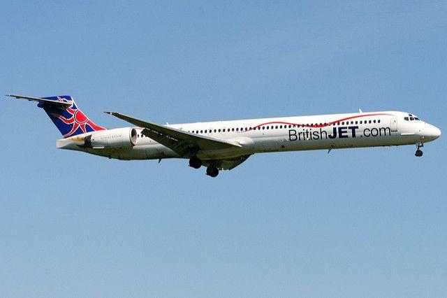 British JET | McDonnell Douglas MD-90 | HB-JIB | London Ga… | Flickr