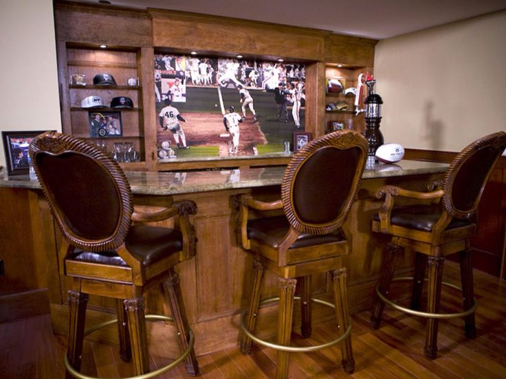 Find This Pin And More On Basement Bar Ideas.