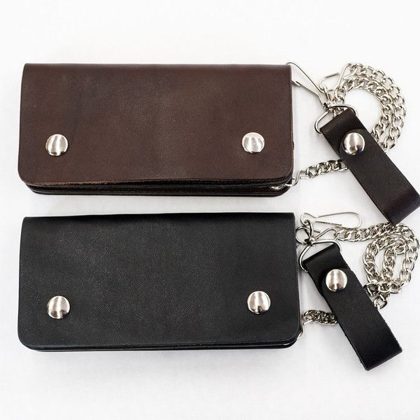 Sold by the Foot Springfield Leather Company Wallet and Bag Chain