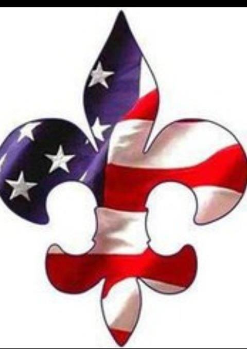 patriotic fleur de lis · Eagle ScoutJuly 4thTattoo ...