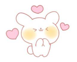 Bunny Emoji - (Hnng Heart Kawaii) [PMotes] by Jerikuto on DeviantArt