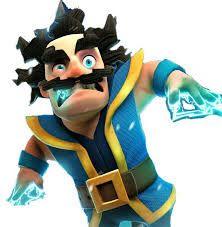 Resultado de imagen para clash royale personajes