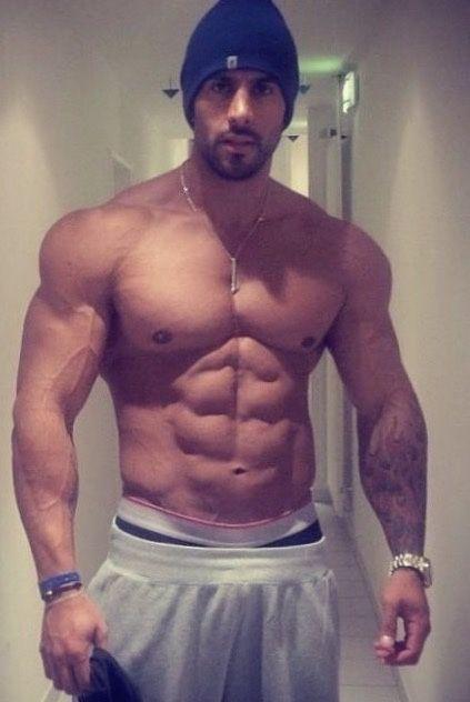 Muscle Woof On Instagram Bears: Muscle Men, Sexy Men, Hot Guys