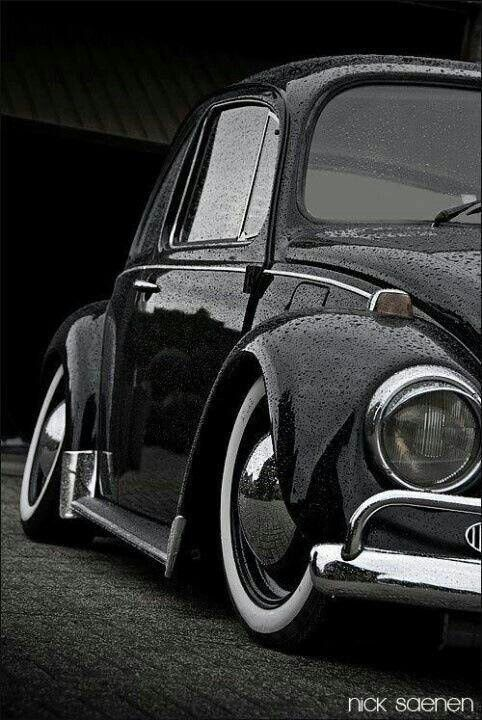 VW waxed and wet Wheel Tire Packages  40 or 50 or 60 years old this will be my car of freedom when i need my me time