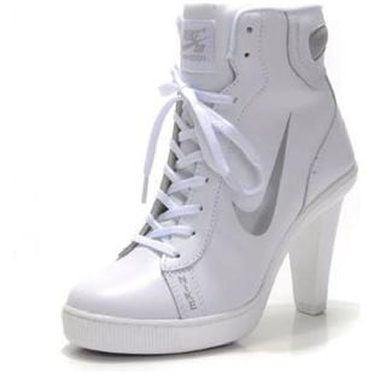 Awesome 33 Stylish Nike High Heels Suitable for Spring and Summer. More at http://aksahinjewelry.com/2017/08/29/33-stylish-nike-high-heels-suitable-spring-summer/
