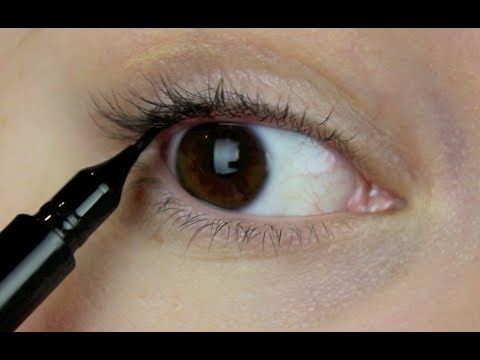 How to Tightline your Eyes | Eyeliner Techniques - http://www.thehowto.info/how-to-tightline-your-eyes-eyeliner-techniques/