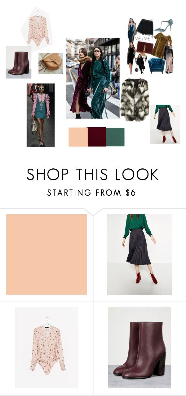 """Fashion"" by baloghandrea on Polyvore featuring Bershka"