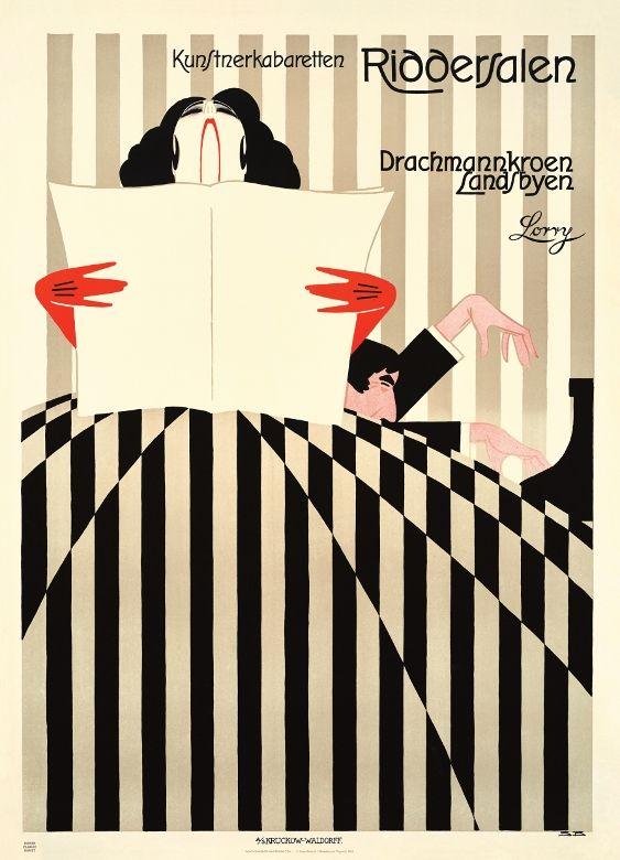 RIDDERSALEN (1919) KUNSTNER: SVEN BRASCH