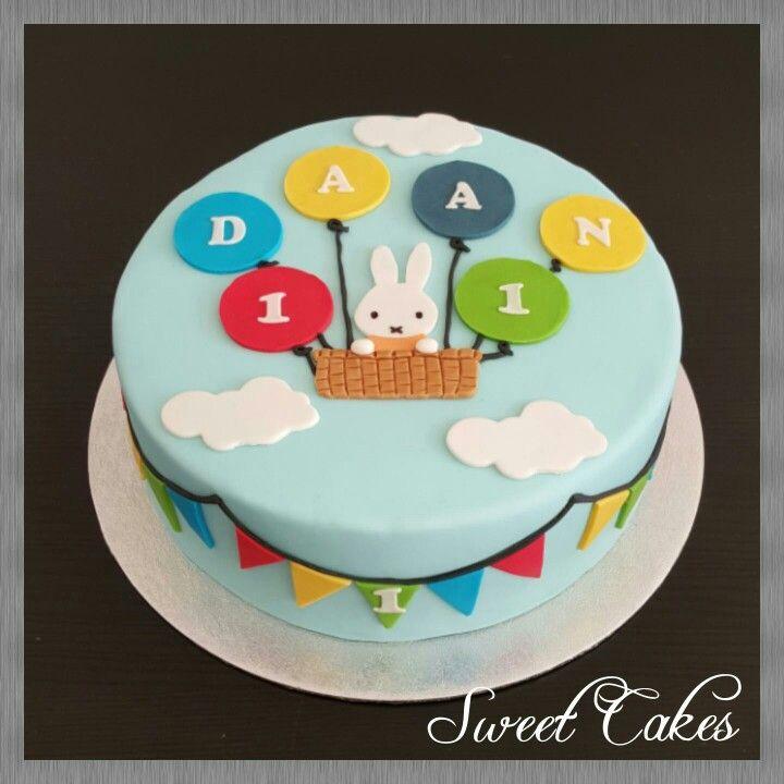 Nijntje taart by Sweet Cakes