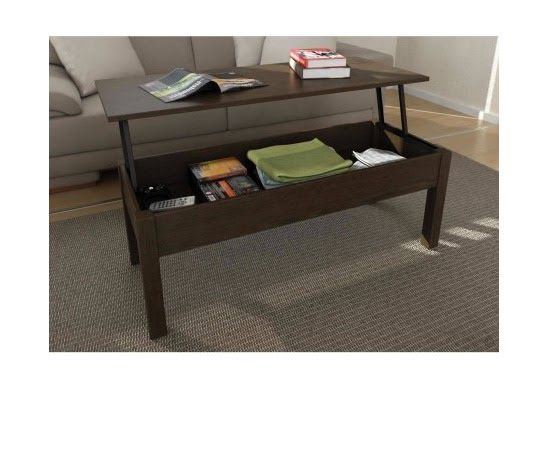 Large Espresso TV Stand Media 60 Inch Television Entertainment Living Room