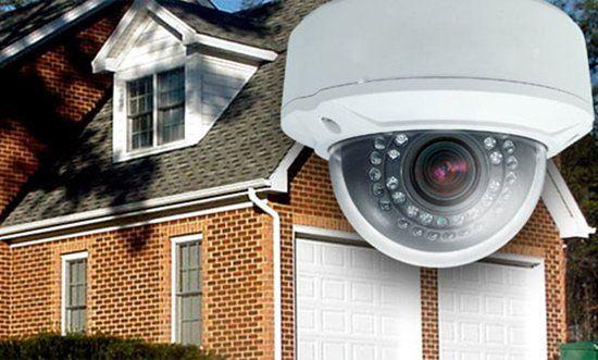 Home CCTV installation