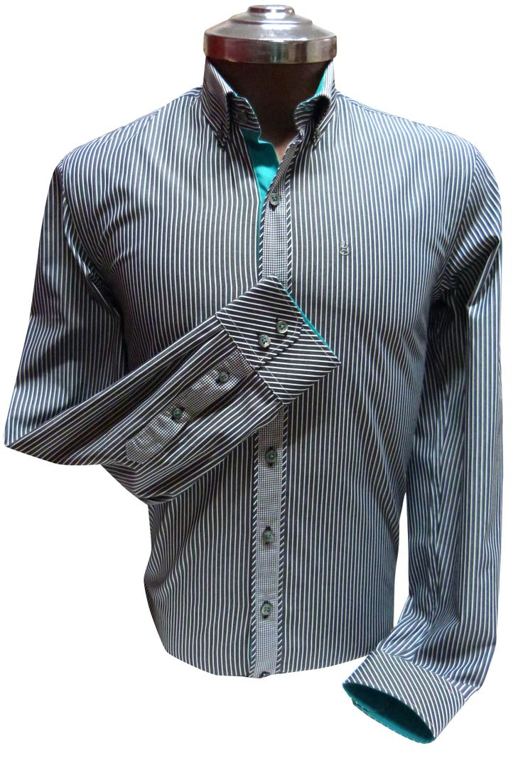 9 best Camisas para hombres images on Pinterest   Shirts for men ...