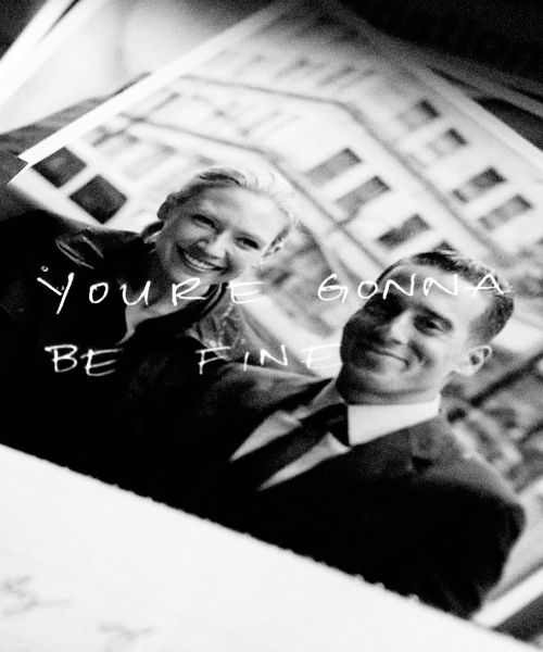 """You're gonna be fine."" Charlie Francis & Olivia Dunham #Fringe"