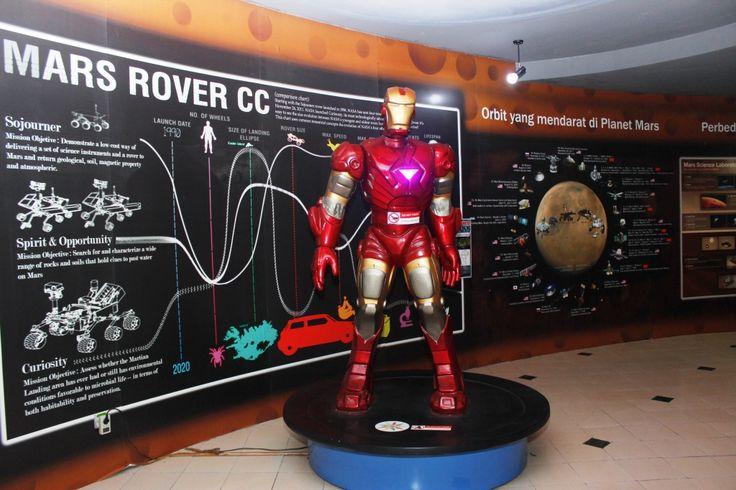 Liburan Bareng Keluarga? Wisata Edukasi Bandung Science Center Aja!