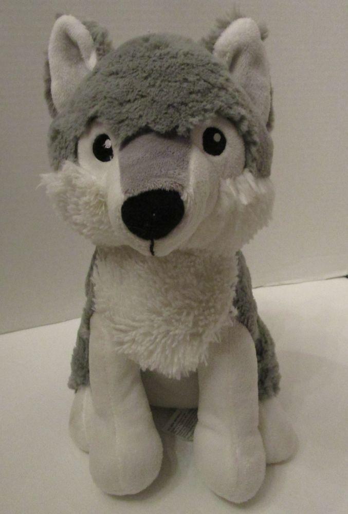 Kohl S Cares Plush Wolf Dog Husky Little Critter Mercer Mayer