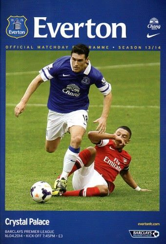 Everton - Barclays Premier League