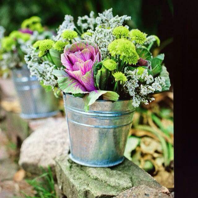 273 best images about arreglos florales on pinterest - Macetas para centros de mesa ...