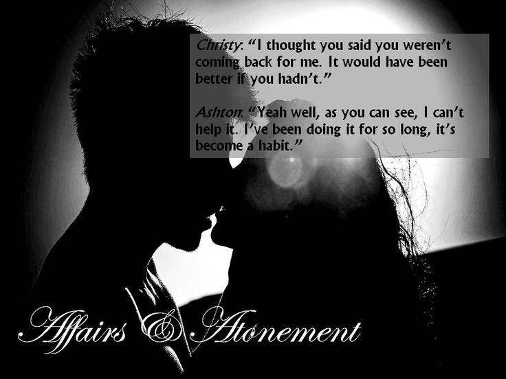 Affairs & Atonement, Clarissa Cartharn, #romance #book @ Amazon http://authl.it/282