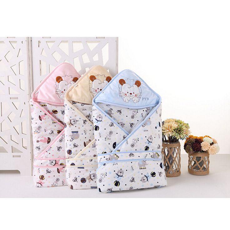 >> Click to Buy << Baby cotton Worsted Swaddle Wrap Soft Envelopes for Newborns 0-9 Month Baby Blanket Swaddle Unisex Sleeping Bag Infant sleepsack #Affiliate