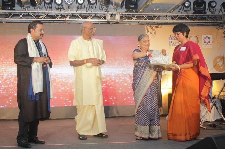 Official release of the 'Ode to Billion' by Ms. Sudha Murthy