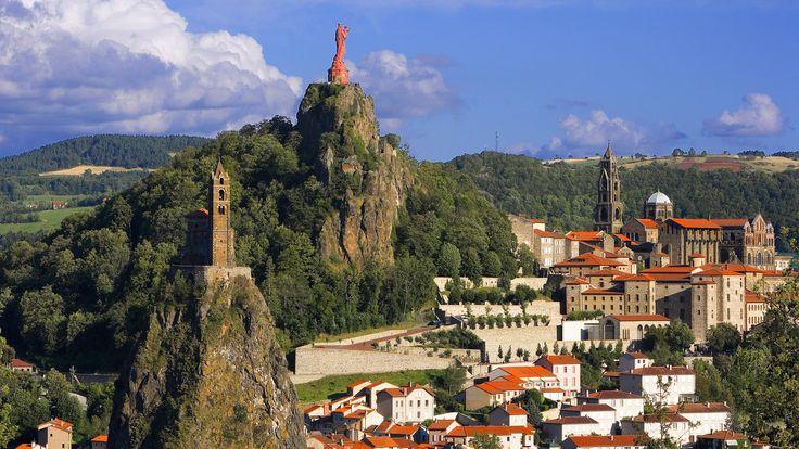 Le Puy en Velay - South Central France