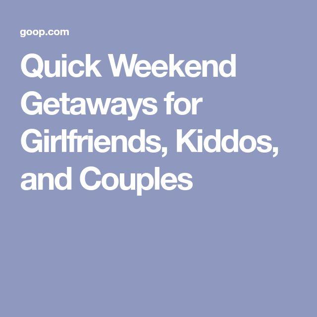 Best 25 quick weekend getaways ideas on pinterest dream for Weekend get away ideas
