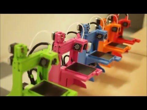 3D Printing: Build a 3D printer, with another 3D printer! - https://3dprintingindustry.com/news/build-3d-printer-another-3d-printer-91576/