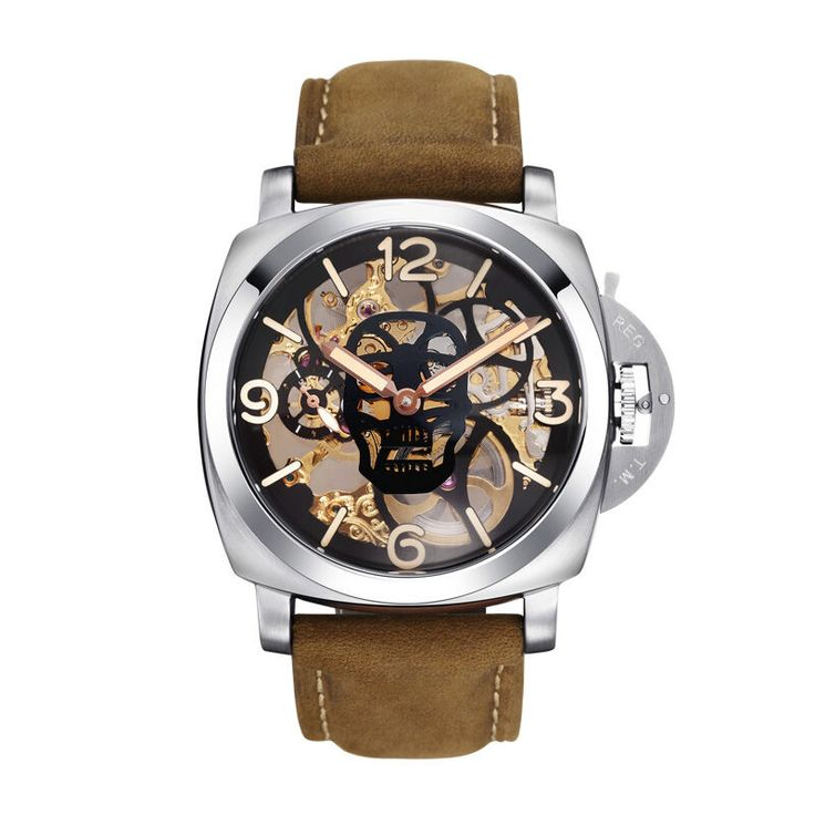 Like and Share if you want this  Parnis SKULL Seriers Luminous Mens Leather Watchband Fashion Mechanical Watch Wristwatch     Tag a friend who would love this!     FREE Shipping Worldwide     Buy one here---> https://shoppingafter.com/products/parnis-skull-seriers-luminous-mens-leather-watchband-fashion-mechanical-watch-wristwatch-2/