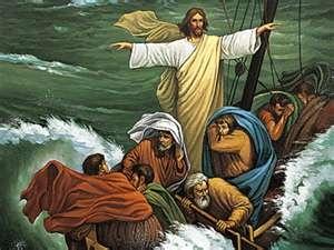 The winds and the waves obey His will: Image Detail for - El rincón litúrgico: IV DOMINGO DESPUES DE EPIFANÍA