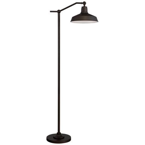 Coast Downbridge 3 Light Floor Lamp