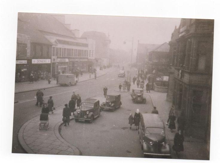 The Grand Corner,Ashington,Northumberland,