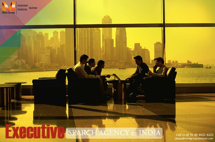 Executive search agency in Bangalore.