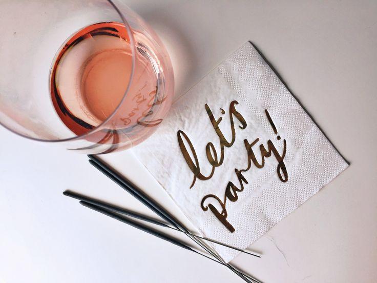 Birthday Rosé