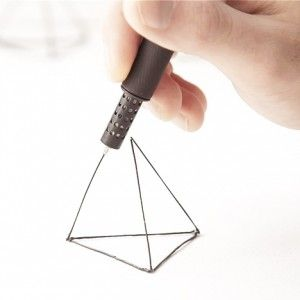 "3D drawing will ""give the world  a new way to communicate"" 