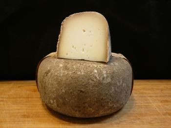 Produced in Cataloni, Spain, Garrotxa is a traditional Spanish cheese that had virtually become extinct when it was revived in the 1980's.