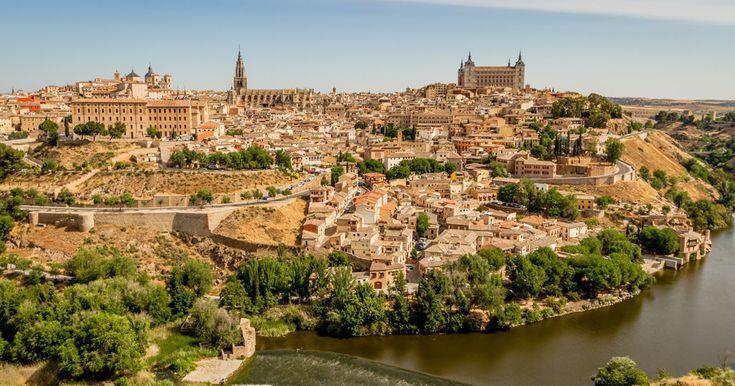 Az ámulatba ejtő Toledo – Világutazó