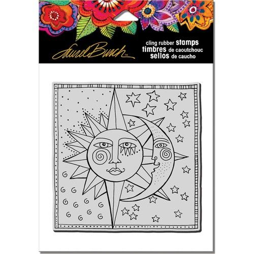 Laurel Burch Rubber Stamps - Crafts / Cardmaking Stamping - Memorycrafts.co.nz