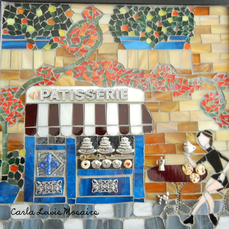 mosaique vitrail mosaque fun mosaque mosaque murale ides mosaque mosaques x12 stained charmed mosaic patisserie 12 - Idees Mosaiques Image