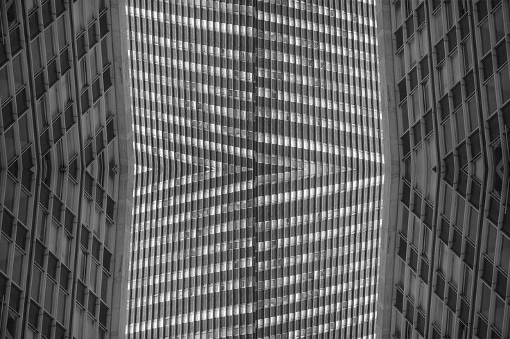 Mirage - This is mirage composed by one image. Taken in Bogotá, Colombia.