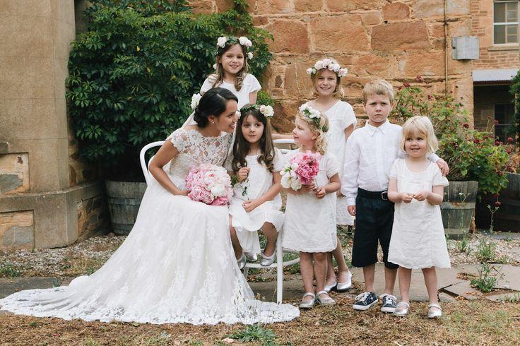 Skillogalee House Wedding  Read more - http://www.stylemepretty.com/australia-weddings/2013/12/13/clare-valley-australia-wedding/