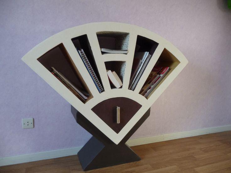 Альбом - картонная мебель