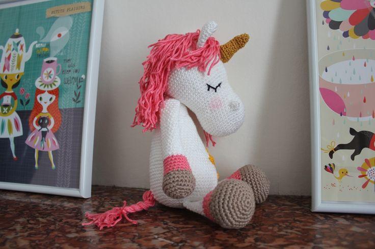Unicorn !  Bricolage magique