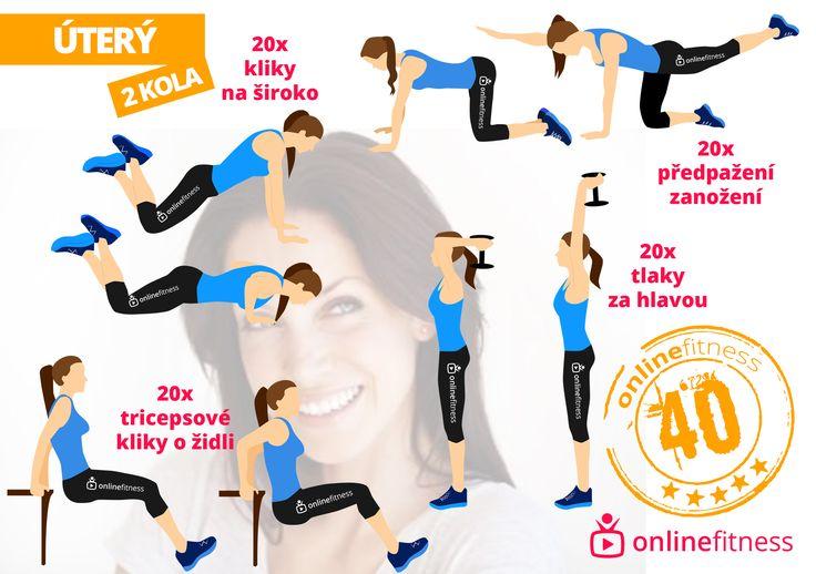 Tréninkový plán závislý na Tvém věku, aneb když ti už bylo 40 let | Blog | Online Fitness - živé fitness lekce, cvičení doma pod vedením trenérů