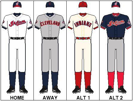 2016 Cleveland Indians Schedule