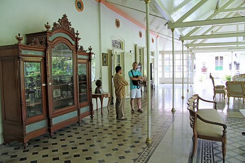 Mangkunegaran - Surakarta (Java - Indonesia)
